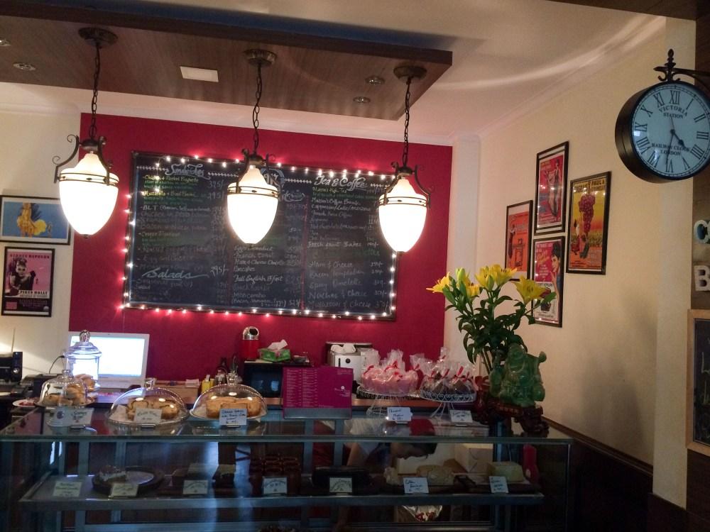 Eateries in Delhi
