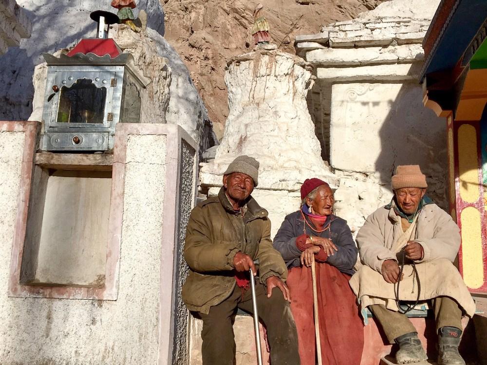 Alchi, Likir, Basgo