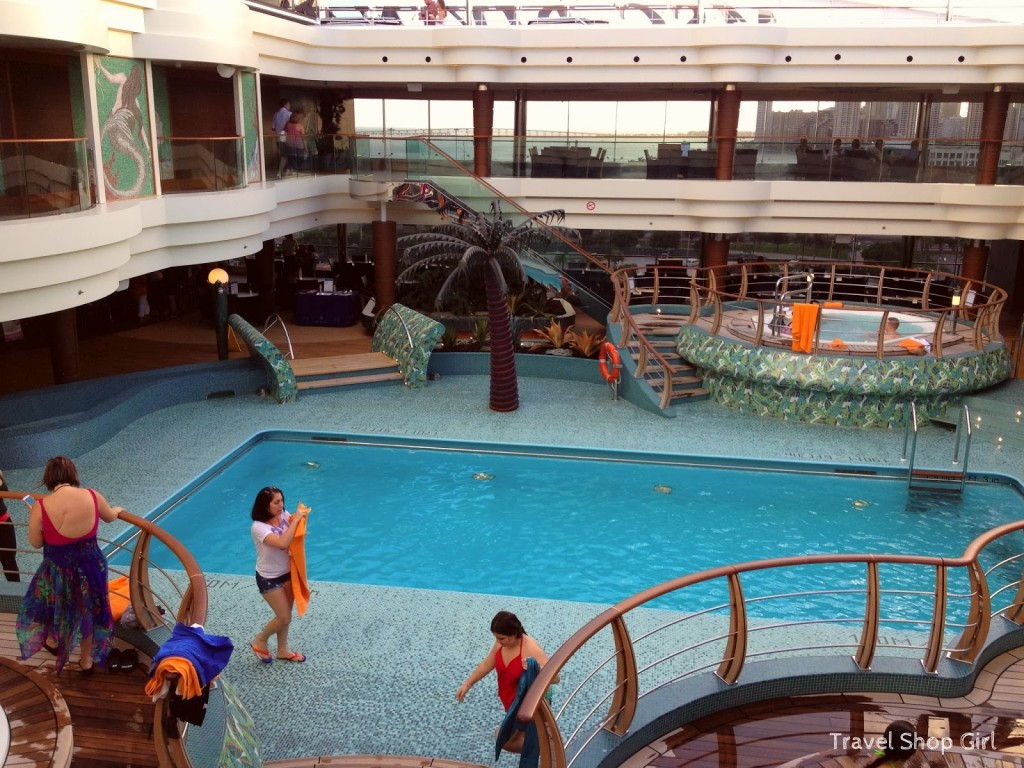 MSC Divina Pools Sun Amp Fun MSC Cruises Review Travel Shop Girl