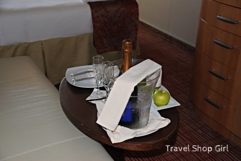Aqua Class Cabin 1605 Review  Celebrity Solstice