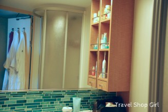 Cabin 12198 Bathroom