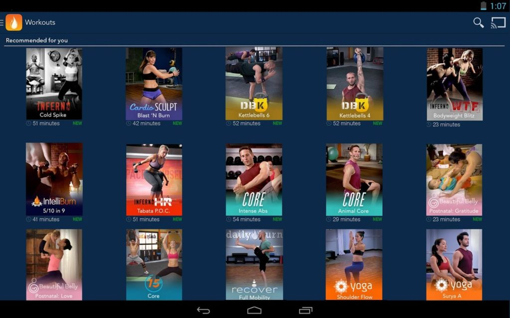 DailyBurn Review  Do You Exercise When Traveling