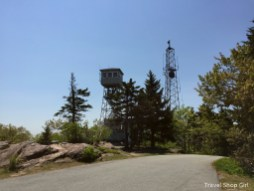 Another view of the Fire Tower