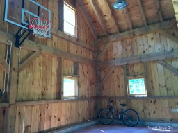 Basketball indoors? You bet!