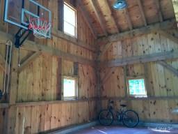 Basketball indoors? You bet!