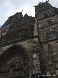 jetlagged and exploring Nuremberg