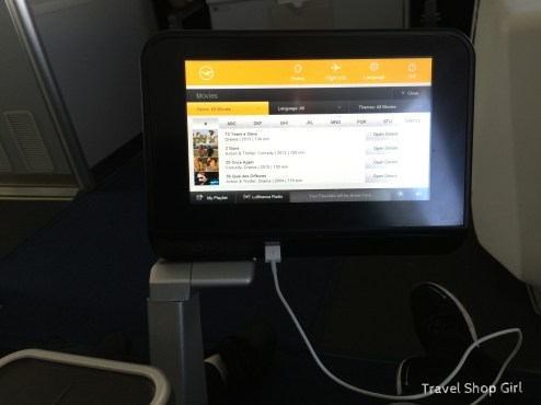 Flying Premium Economy on Lufthansa to Europe
