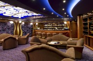 MSC Divina - Cigar Lounge