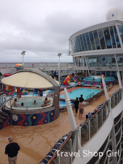 H2O Zone on deck 15