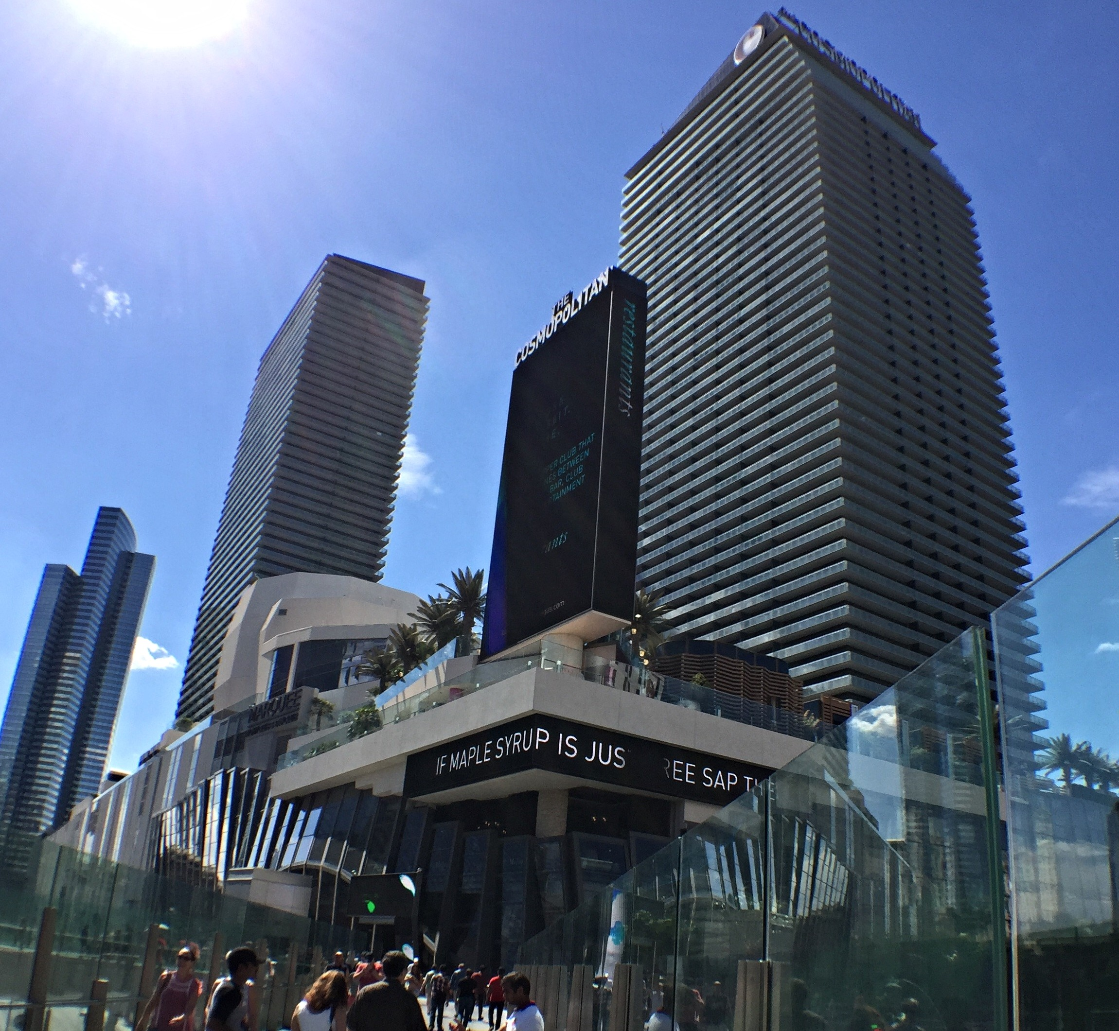 A Quick Look at The Cosmopolitan Las Vegas in Pictures