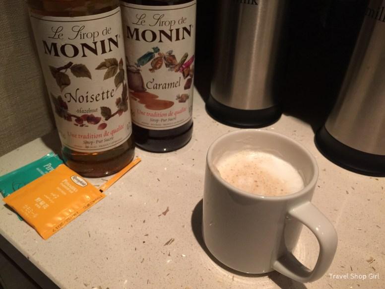 Cappuccino time!