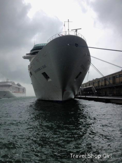 ship spotting