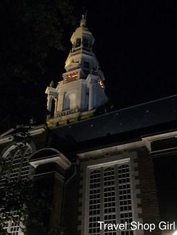 Zuiderkerk at night (South Church)