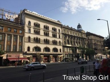everyday art in Budapest