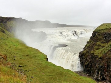 First Visit to Iceland