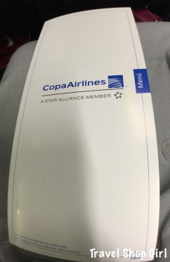 Business Class on Copa Airlines