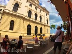vegetarian dining in Panama City