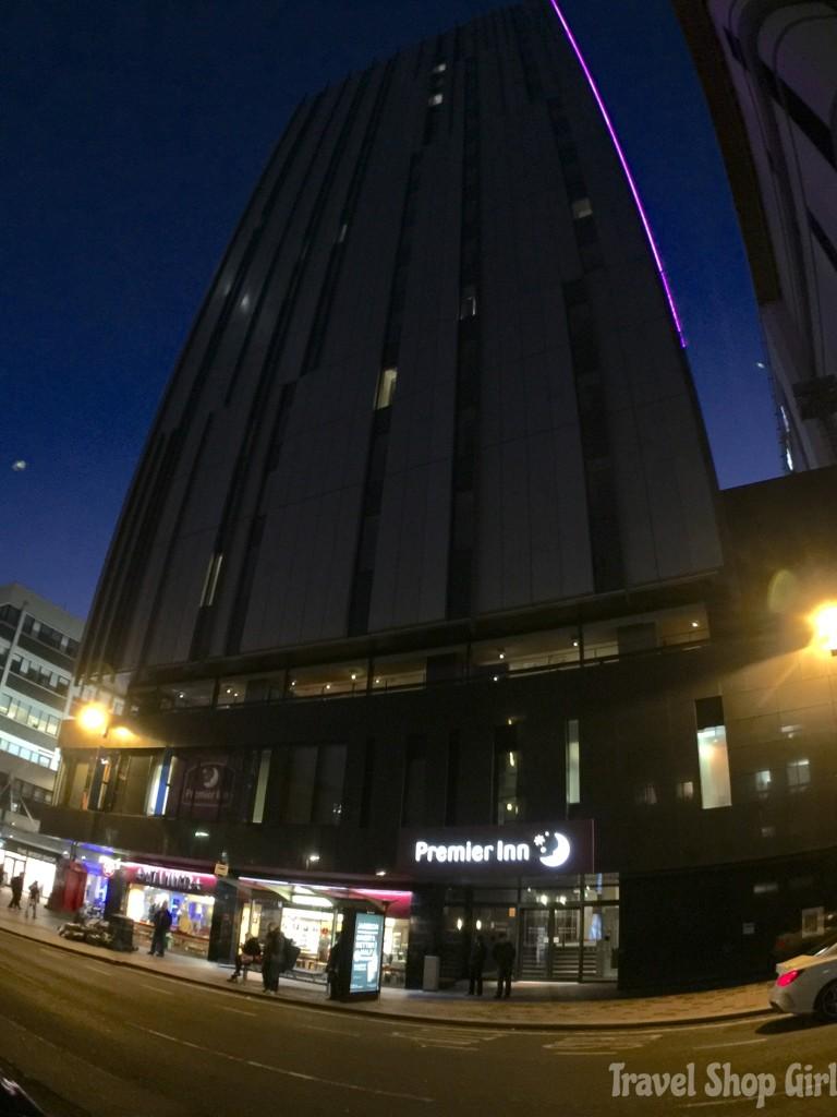 Discovering Glasgow Premier Inn Glasgow City Centre
