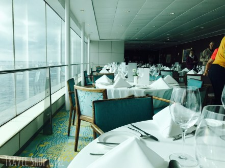 cruise food