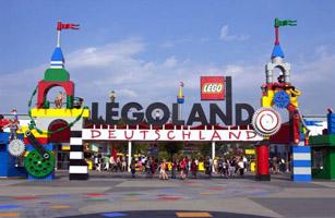 Legoland, Германия