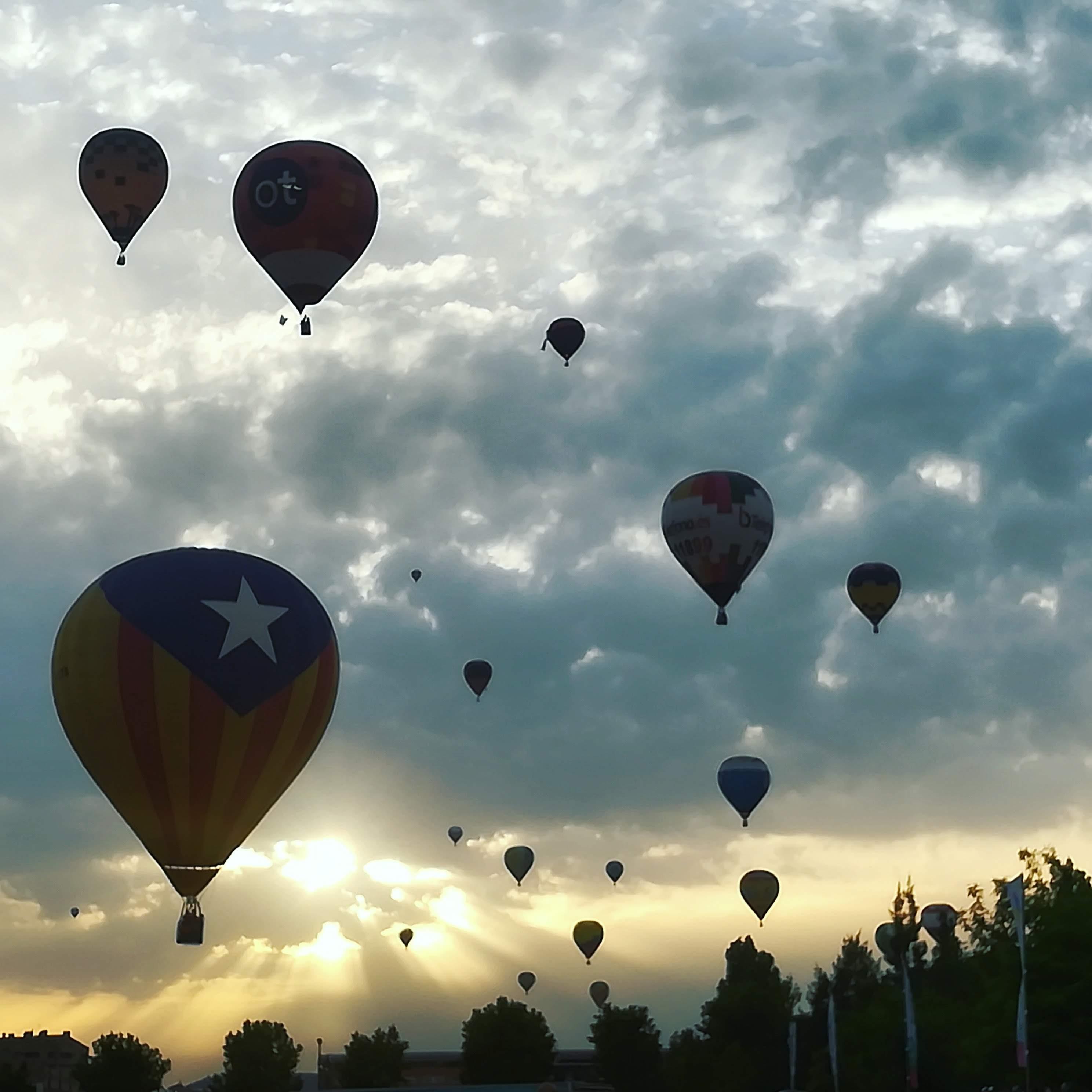 TRAVEL | 22nd European Balloon Festival, Igualada, Spain