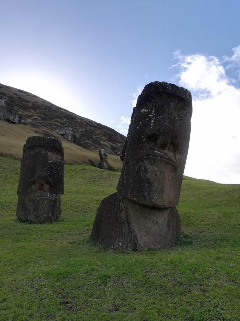 Rano a Raraku, Easter Island
