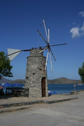 Old Windmill in Lanzarote