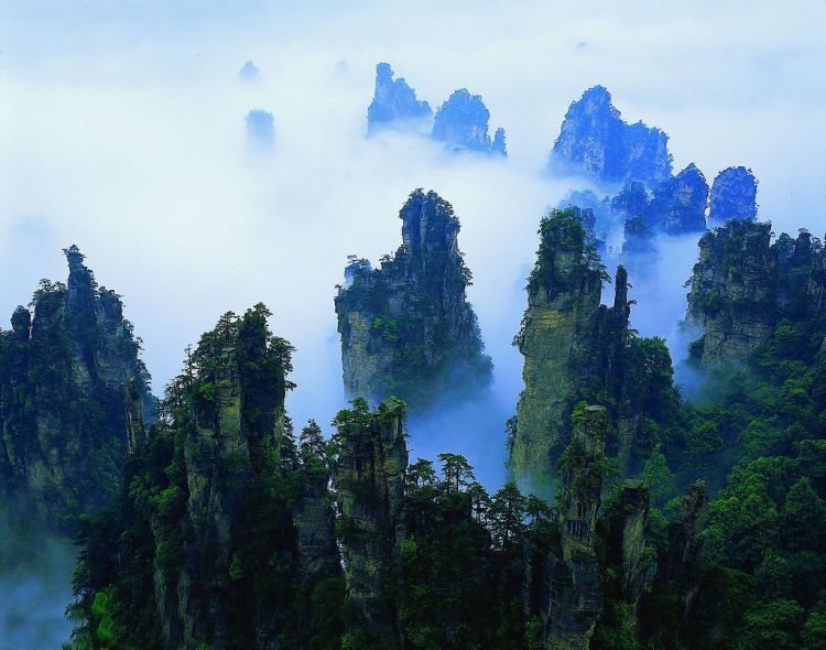 wulingyuan- avatar - Zhangjiajie - China-5