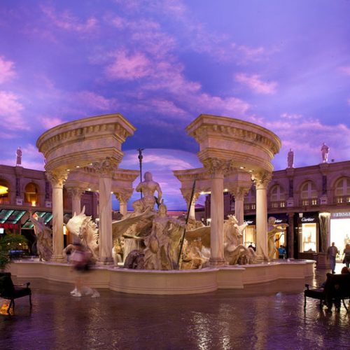 Fountain of The Gods - Forum Shops - Caesar's Palace
