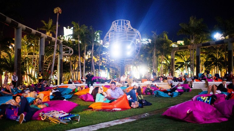 Miami Beach Outdoor Screening travel guide