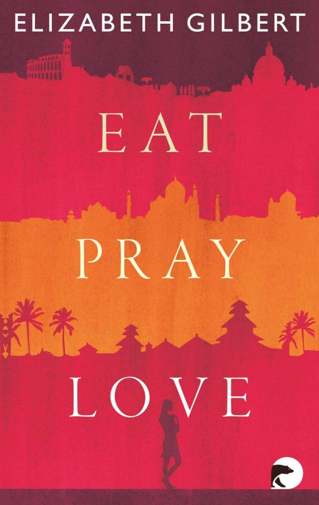 Eat Pray Love best travel books