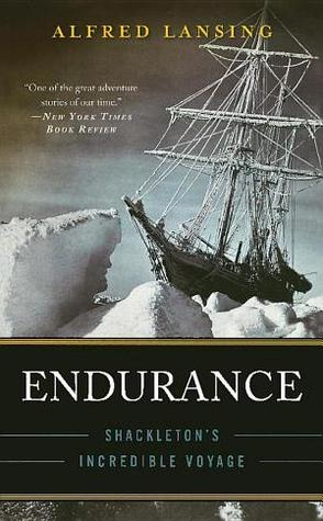 Endurance Travel Book Cover