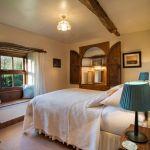 Lake District Cottage_barn bedroom