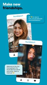 apps for travel buddies_Bumble BFF