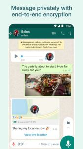 apps for travel buddies_Whatsapp