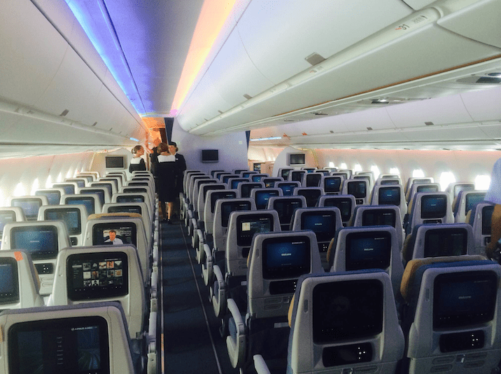 A Spin Around The New Airbus A350 Travelskills