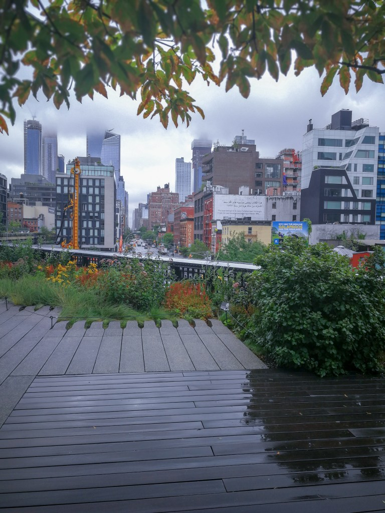 La Highline un incontournable de NYC