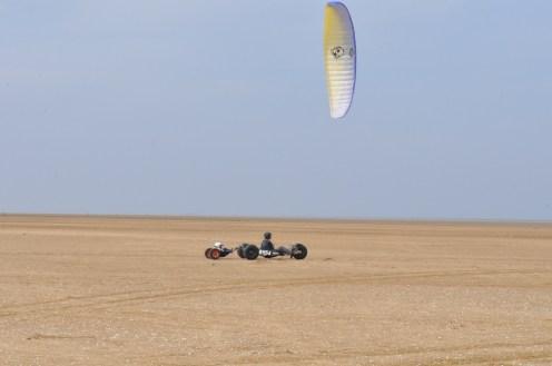 Kite buggy, Les Hemmes, Hobby