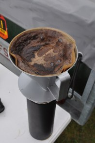Coffee, Camping, France