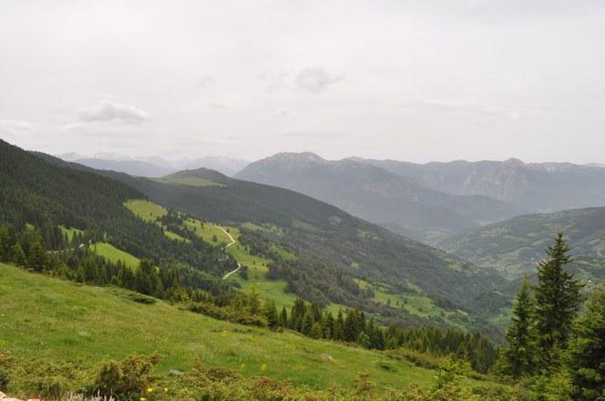 Montenegro, Kosovo, border