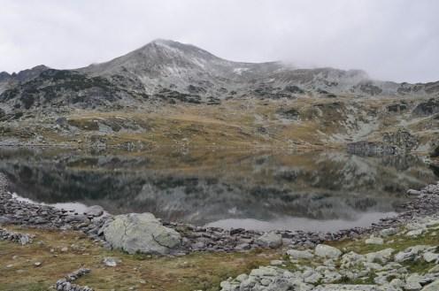 Retezat, glacial lake, Romania