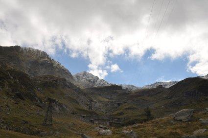 Mountain pass, Romania, Transfagarasan