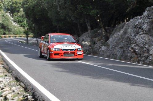 Rally, Mallorca