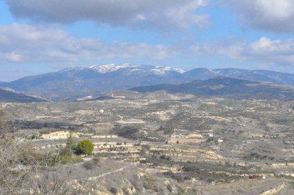 Cyprus, Troodos, mountains