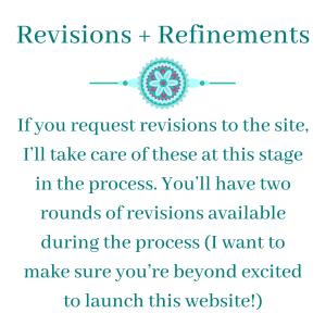 Revisions + Refinements - Virtual Assistant Extraordinaire