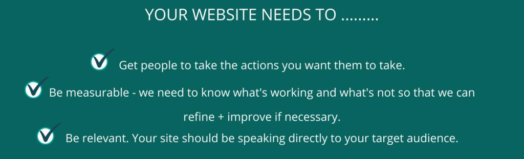 Website needs - Virtual Assistant Extraordinaire