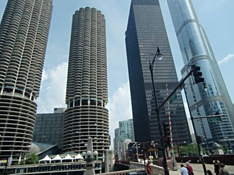 Chicago architecture is worth seeing up close and personal
