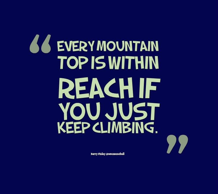 every-mountain-top-quote