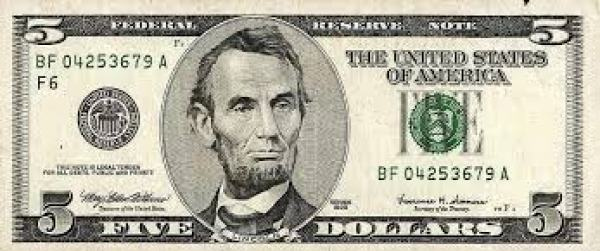 Here's a way to pay for travel: Let Honest Abe get you to your dream destination!