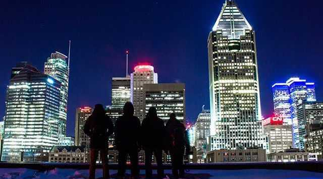 Places to go-Montreal Canada
